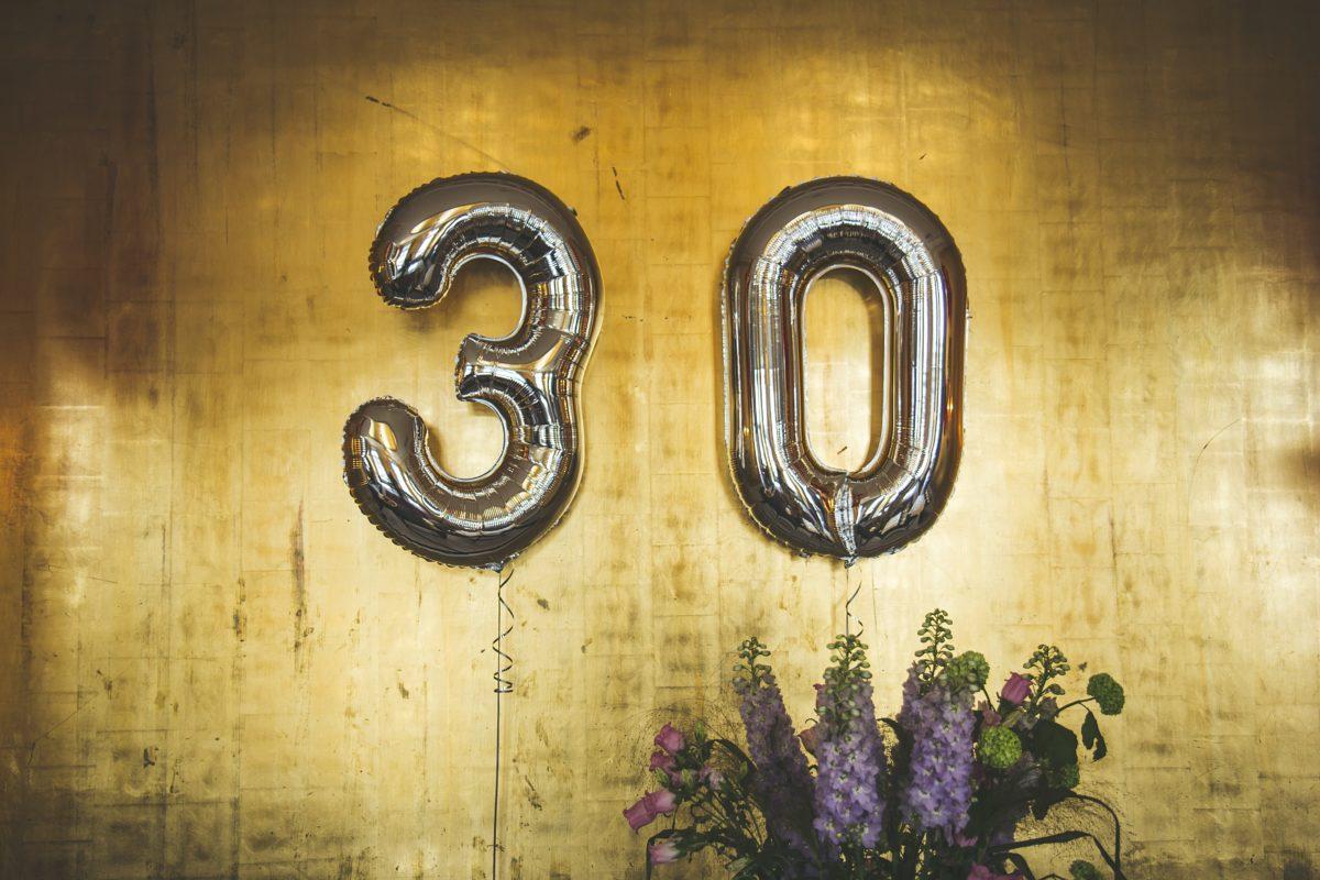 30-Jahre-Jubiläums-Angebot