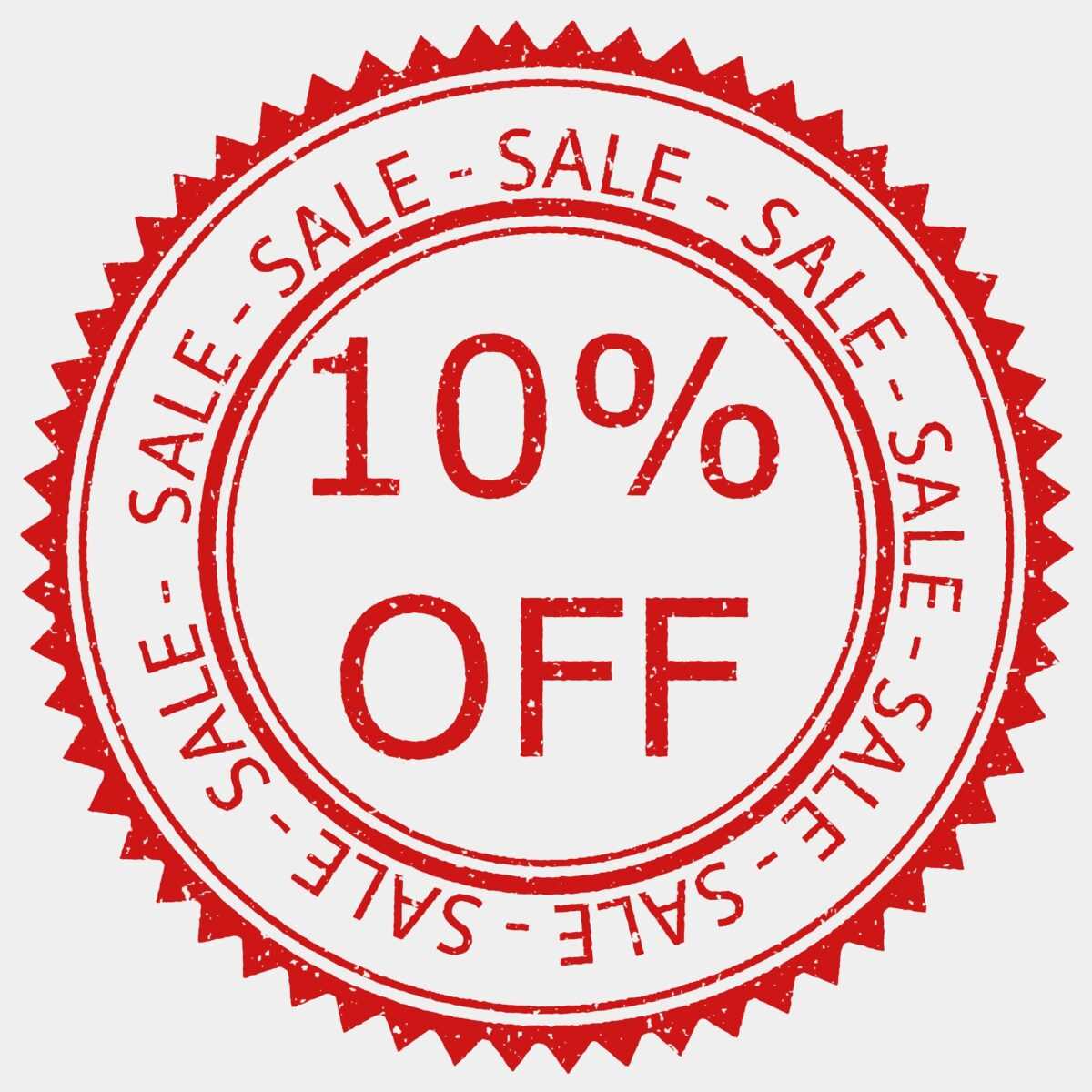 10 Days of Discounts